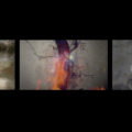 Magnetic Atlas meet the artist 1.00 till 4.00 pm on 7th December at 20-21 Visual Arts Centre